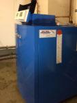 bodenstehende Gas-Brennwertanlage GB212